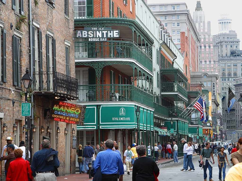new orleans trendiest city in the world